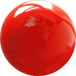 RSG-Ball,rot ,18cm, FIG approved, »New Generation« von Pastorelli 001