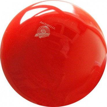 RSG-Ball,rot ,18cm, FIG approved, »New Generation« von Pastorelli – Bild 1