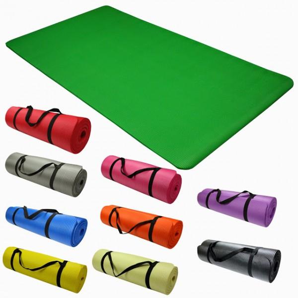 Yoga Matte Gymnastikmatte 187 Happy 171 1 5cm X 80cm X 185cm Turnen Amp Gymnastik Turn Und